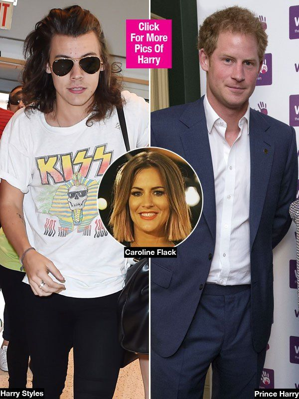 Caroline Flack, is spilling her secrets about past boyfriends, Prince Harry & Styles