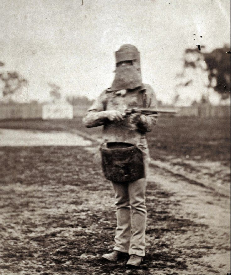 Ned Kelly, Famous Australian Outlaw