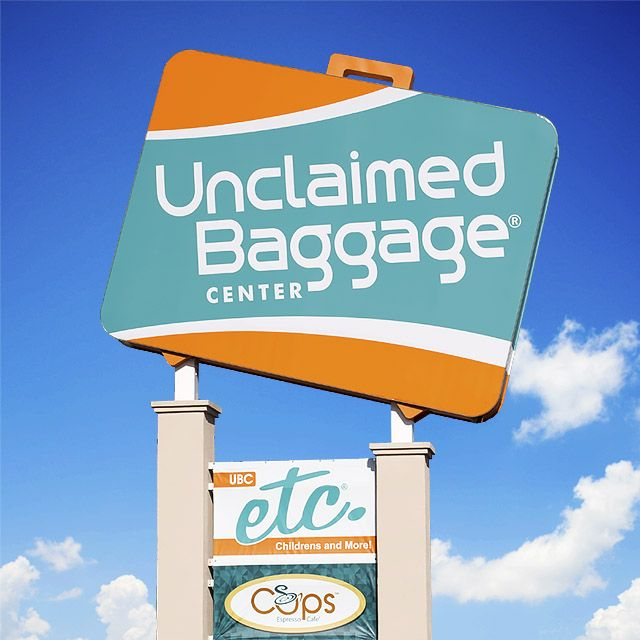 The Unclaimed Baggage center was founded on the basis of buying all the luggage left from travelers on buses and planes and selling them at steals! A great place to go shopping for things at super cheap prices if you live in Alabama.