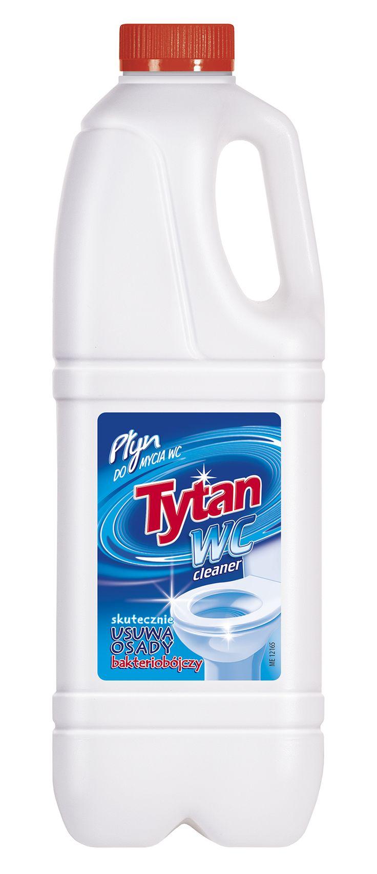 Tytan WC Cleaner Blue 2kg