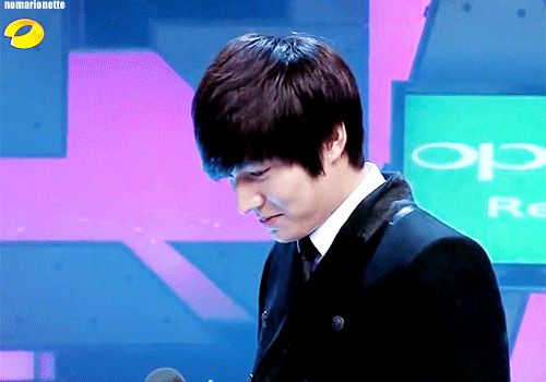 LEE MIN HO IN HAPPY CAMP - [10 OF ?]