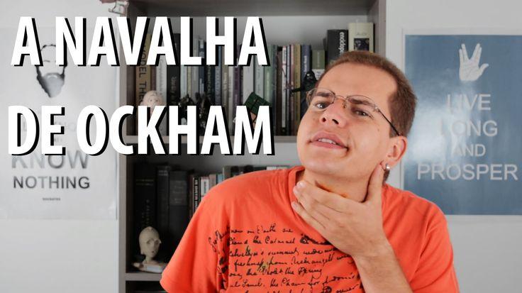A Navalha de Ockham