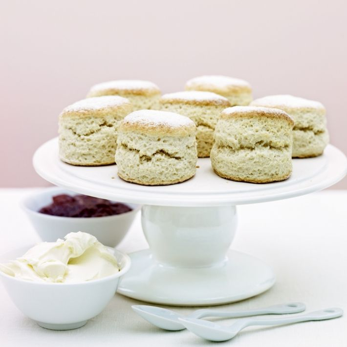 A picture of Delia's Plain Scones recipe