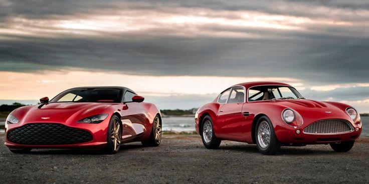 Take An Official Look At The Aston Martin Dbs Gt Zagato Update In 2020 Aston Martin Dbs Aston Martin Aston Martin Vulcan