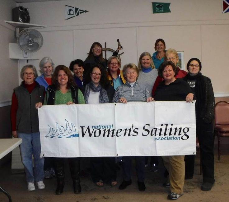 Women's Sailing Foundation / National Women's Sailing Association home