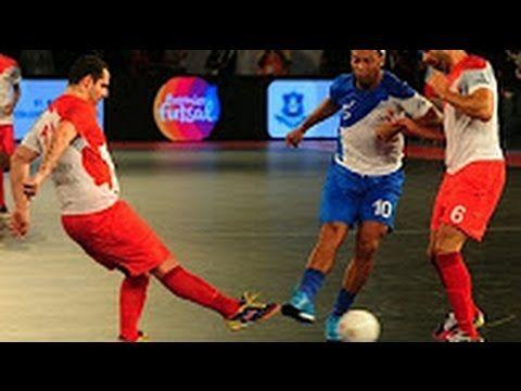 Ronaldinho 2016   Die 5 schönsten hallenfußball Tore India Premier League