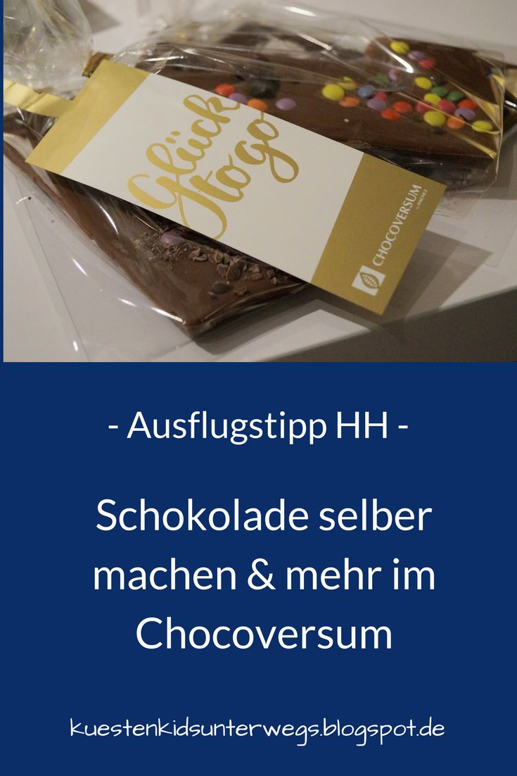 Die 7 schokoladigsten Gründe für einen Besuch im Chocoversum. Das Chocoversum in Hamburg ist die schokoladigste Adresse in Hamburg und definitiv einen Besuch wert! Schokolade ohne Ende und Ihr mittendrin - ist das nicht ein Traum? Auf Küstenkidsunterwegs liefere ich Euch 7 schokoladige Gründe für einen Besuch im Chocoversum und erzähle Euch, was wir mit unseren Kindern dort alles erlebt haben.   #ausflug #hamburg #familie #kinder #chocoversum #schokoladenmuseum
