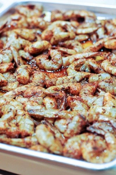 Simple Blackened Shrimp Recipe - Cooking   Add a Pinch   Robyn Stone