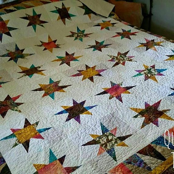 Quilts for sale, quilts for ordering  my Etsy shop https://www.etsy.com/listing/545136971/handmade-queen-quilt-modern-patchwork
