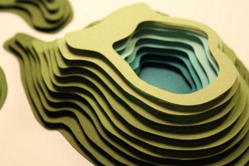 topografias en papel