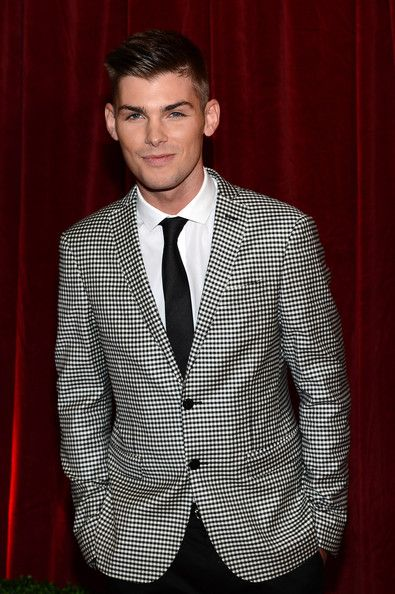 kieron richardson | Kieron Richardson Actor Kieron Richardson attends The 2012 British ...