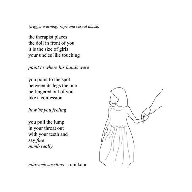poems about sexual abuse