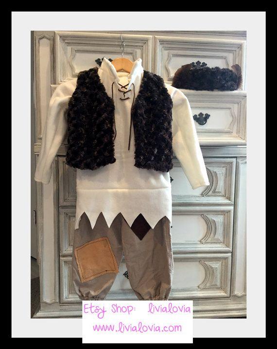 Lost Boy Costume, Lost Boy Outfit, Peter Pan Costume, Peter Pan Birthday, Orphan Costume, Medieval Costume, Peasant Costume