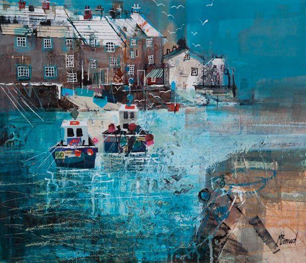 Born in Kent in 1957 award winning Mike Bernard trained at the West Surrey College of Art & Design, Farnham, followed by postgraduate stud...