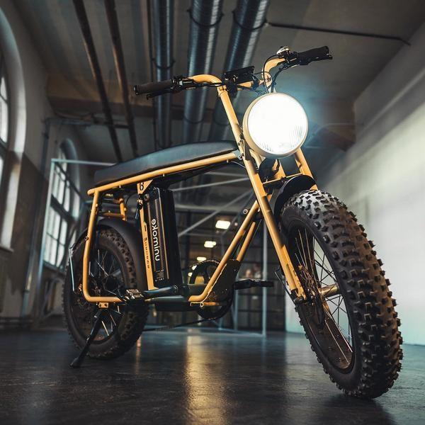 Pin Em Mini Bike