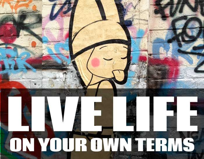 Tips, insights and quotes on how to live your life on your own terms. CriticalCactus