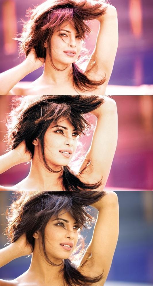 Priyanka chopra's photoshoot for Cineblitz - Feb 2012