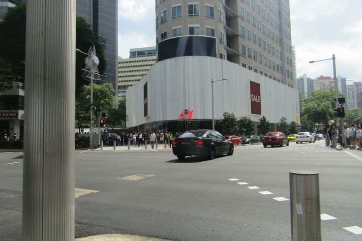 Orchard Road X