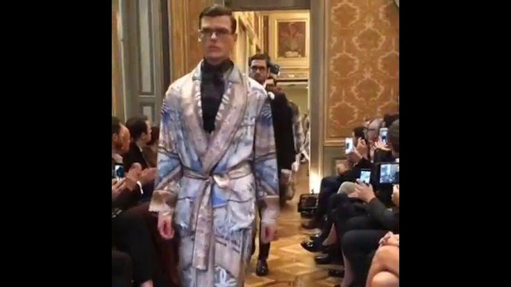 Dolce & Gabbana Alta Sartoria FW 2016 Milan