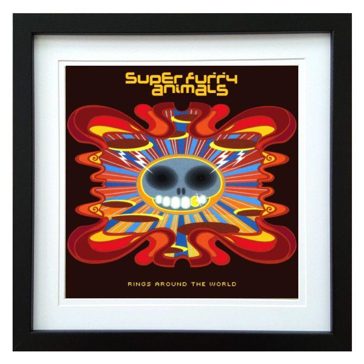 Super Furry Animals | Rings Around The World Album | ArtRockStore