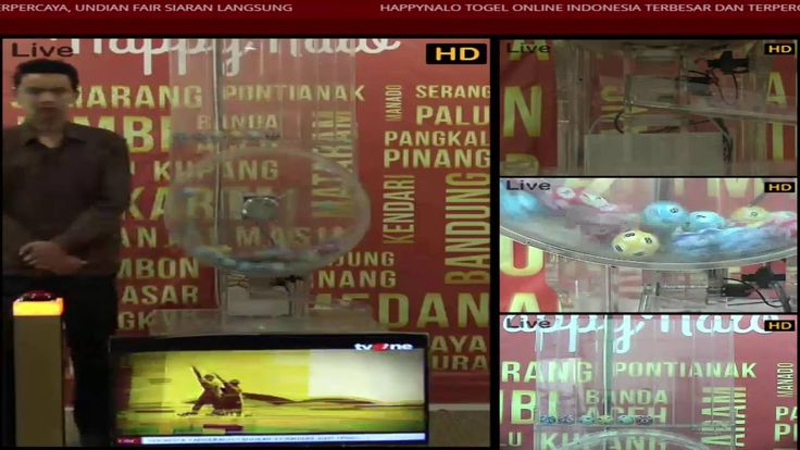 Hasil Live Togel Buntut Undian Kupon HappyNalo Periode 16 September 2016