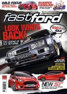 Fast Ford Magazine - www.fastfordmag.co.uk    #fastford #ford #magazine #cars #futurepublishing #bathjobs #londonjobs