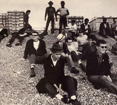 The Selector, Madness and The Specials. Brighton Beach 1979