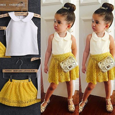Check out the site: www.nadmart.com   http://www.nadmart.com/products/2016-summer-hot-new-baby-kids-girls-sleeveless-white-t-shirt-tops-blouseyellow-floral-mini-dress-skirt-suit-outfit-costume-2-7y/   Price: $US $6.79 & FREE Shipping Worldwide!   #onlineshopping #nadmartonline #shopnow #shoponline #buynow