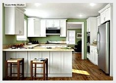 RTA Cabinets, Solid Wood Discount Cabinets and RTA Kitchen Cabinets