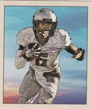 2014 Bowman Football 1950 #85 De'Anthonyh Thomas Kansas City Chiefs