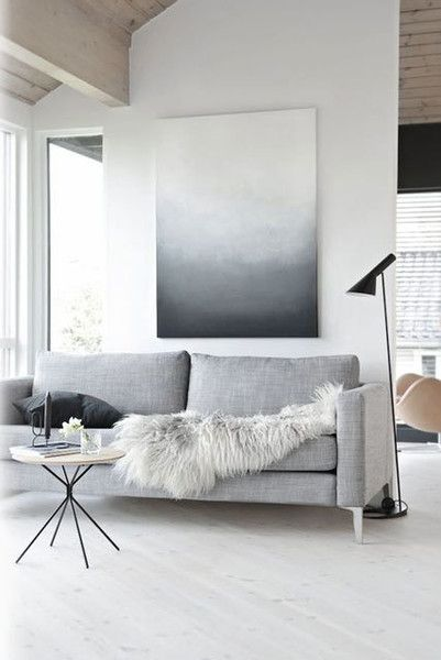 Shades Of Gray - These Minimalist Homes Are Giving Us Life - Photos
