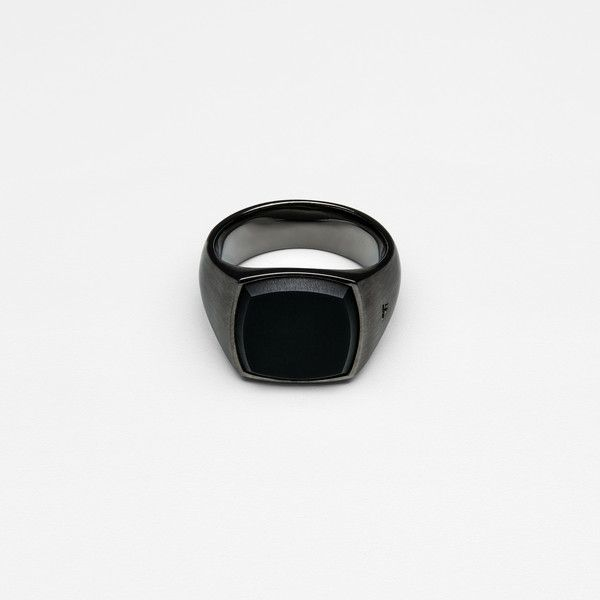 TOM WOOD PRO ~ The Cushion Black Onyx BLK