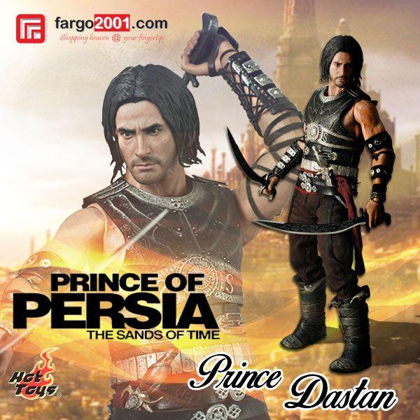 """fargo2001.com mempersembahkan Prince Dastan Action Figure bagi Anda para penggemar film bioskop """"Prince of Persia The Sands of Time"""" ! http://fargo2001.com/hot-toys-prince-dastan-1377.html?search=prince ! Kami juga menjual pilihan karakter action figure lainnya !"""