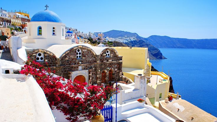 Beautiful #santorini