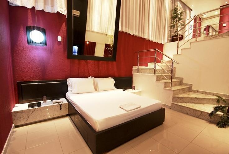 Suíte Must - Studio A Motel, São Paulo
