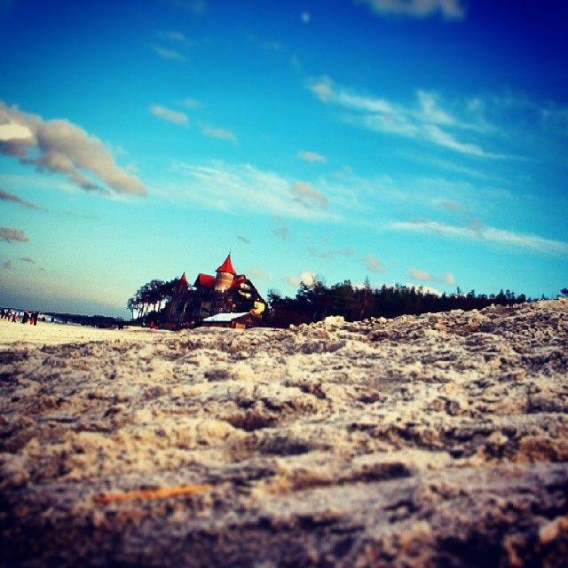 Łeba. Poland. #łeba #poland #bałtyk #baltic #plaża