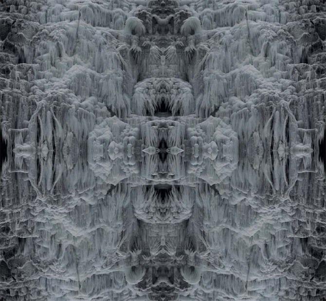 Icedrop print / Maria Carstens
