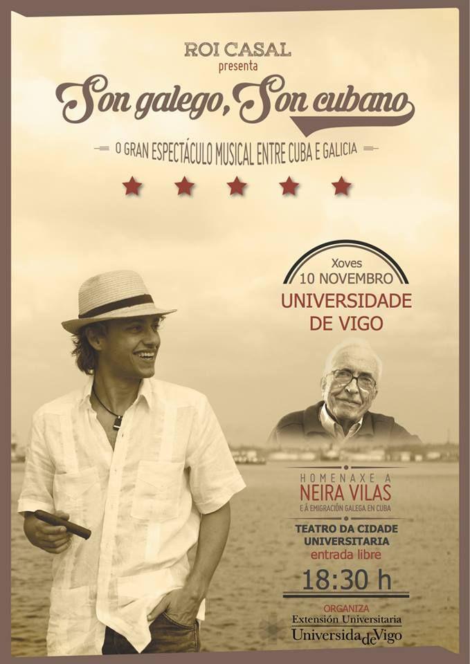 Concerto de Roi Casal, Son galego, Son Cubano