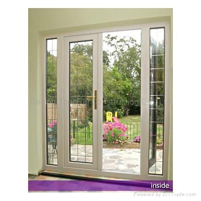 Pvc french door security photos pvc pinterest for French pvc doors