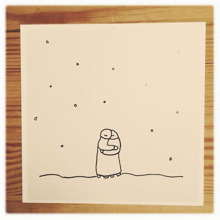 #mr Bloomberg - love Postcard 14 x 14 cm Price 30 dkr