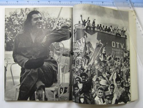 SALE BLACK FRIDAY Communist CUBA Che Guevara USSR Fidel Castro PHOTOALBUM soviet in Collectibles, Historical Memorabilia, Political, International, Other Countries | eBay