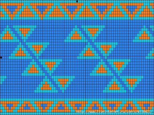f patroon Mochila