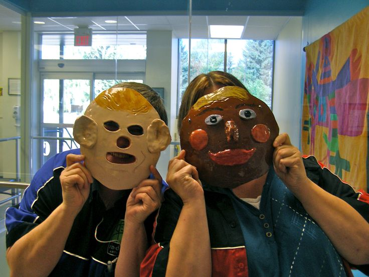 Clay Mask Workshop with Carla Foster