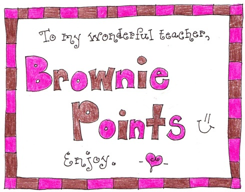 """teachers day points Wrap up a fun gift with cute sayings for teacher appreciation gifts choose a saying and grab a small gift for a clever and useful puntastic teacher gift  teacher appreciation day is tuesday, may 8, 2018 cute sayings for teacher appreciation gifts """"there is no """"sub"""" stitute for you  """"shooting for brownie points."""