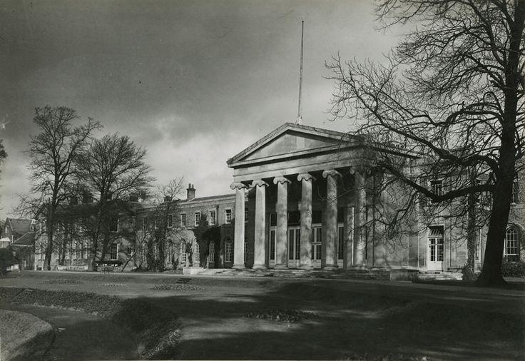 The Quad, Mill Hill School, North London