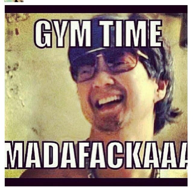 Mr Chow says... Lol