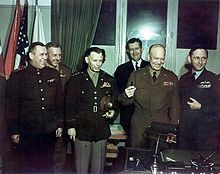 Dwight D. Eisenhower - Wikipedia, the free encyclopedia