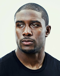 Reggie Bush....chocolaty goodness !