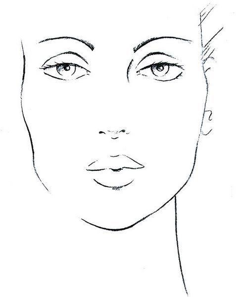 25 melhores ideias de desenhar rostos somente no pinterest como desenhar rostos t cnicas de. Black Bedroom Furniture Sets. Home Design Ideas