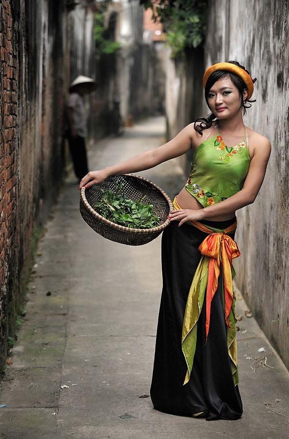 Sexy Bilder Av Vietnamesiske Kvinner